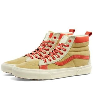 Vans SK8-Hi MTE LX x VSSL Kit Shoes Boots Men's Size 9 Ultra Rare!!!!