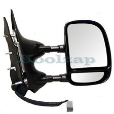 09-21 E-Series Van Tow Mirror Power Non-Heated Telescoping Dual Swing Right Side