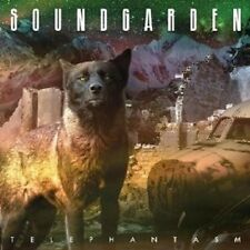 "SOUNDGARDEN ""TELEPHANTASM"" CD NEW+"