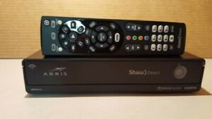 Brand New Shaw Direct HD 800 Receiver