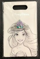 👑 Ariel's Crown The Little Mermaid: Disney Parks Collection Princess Tiara Pin