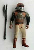Star Wars 1997 Lando Calrissian Skiff Guard Power of the Force Action Fig POTF 2