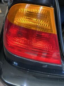 Left taillight BMW 3 SERIES COUPE (E46) 320 CI