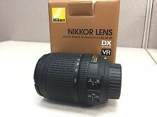 Nikon 18-140mm Nikkor AF-S DX f/3.5-5.6g ED VR Zoom Lens Ex Condition