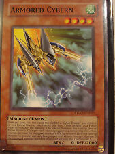 YuGiOh Armored Cybern Common X3