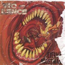 Eternal Nightmare by Vio-Lence (CD, May-2005, 2 Discs, Megaforce)