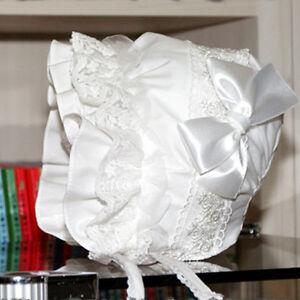 Baby Toddler Sunhat Handmade Bonnet - Alice bonnet