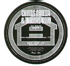 CHRISS ORTEGA & THOMAS GOLD - Lov - Houseworks