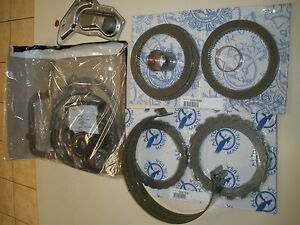 AUTOMATIC TRANSMISSION REBUILD KIT C6 FORD BRONCO TOW PACK HIGH PERFORMANCE V8