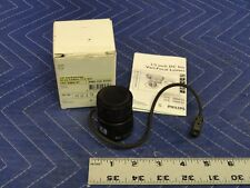 "Philips Cctv Video Camera Lens Ltc 3364/31 3.5-8mm F1.4 VariFocal 1/3"" K36"