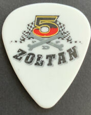 Five Finger Death Punch 2013 Tour Guitar Pick! Zoltan Bathory custom stage Pick