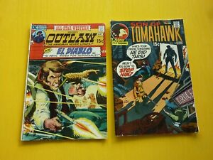 2 WESTERN COMIC BOOKS