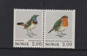 Norway - 1982, Birds set - 3rd series - MNH - SG 894/5