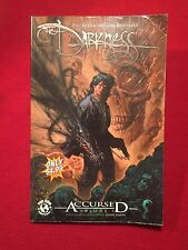 Accursed Volume 1 The Darkness Graphic Novel Comic Book Top Cow Image Comics
