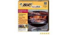 Bic Flame Disk Portable Outdoor Cooking Grilling Charcoal Alternative