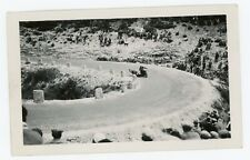 PHOTO Snapshot SIDE CARS  course moto ancienne circuit automobile motorbike 1930