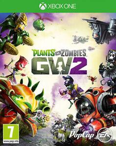 Plants vs Zombies Garden Warfare 2/GW2 ~ XBox One (in Great Condition)