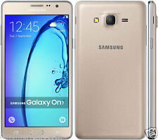 Samsung Galaxy On7 Pro Gold VoLTE |2 GB/16 GB| Make For India JIO.KMS