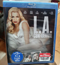 L.A. Confidential (Blu-ray) OOP- KIM BASINGER/RUSSELL CROWE-8.6 RATED DRAMA-NEW