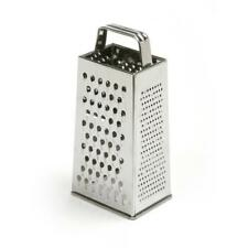 Norpro Stainless Steel Box Grater 4 Side Grate and Slice #339
