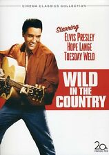 Wild in the Country DVD Region 1