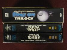 Star Wars DVD Saga 17 DVDs 12 movies Plus Family Guy Star Wars Trilogy