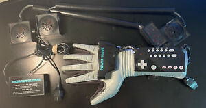 Power Glove NES Controller + Sensors *Tested Authentic Rare* Nintendo Complete