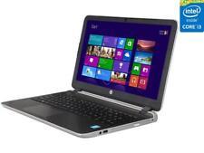 "New Sealed HP 15-P066US 15.6"" Laptop Win 8.1 Home 64 bit i3 6 GB DDR3 750 GB HDD"