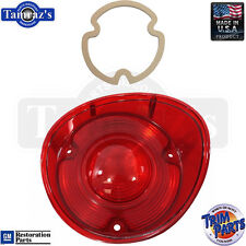 72 Chevelle Taillight Tail Light Lamp Lens with GASKET - Made in USA - RH