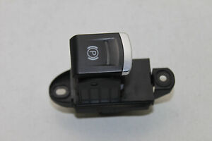 #9217 Audi A6 C6 2010 RHD Handbrake Switch 4F2927225C / 4F2 927 225 C