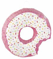 PINATA 3D DONUT HANGING DECORATION PARTY SUPPLIES