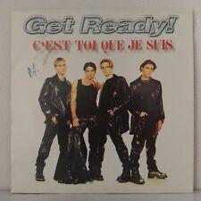 """Get Ready! – C'Est Toi Que Je Suis (Vinyl, 12"""", Maxi 33 Tours)"""