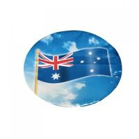 AUSTRALIAN FLAG PAPER DINNER PLATES PACK OF 8 TABLEWARE PARTY SUPPLIES