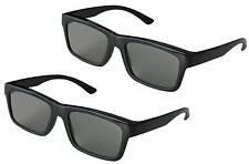 2 Stück 3D Brille passiv polarisierend für alle Marken Samsung LG Panasonic