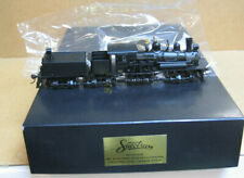 Spectrum 81907 HO Steam 80-Ton Three-Truck Shay - Powered -- Unlettered w/Steel