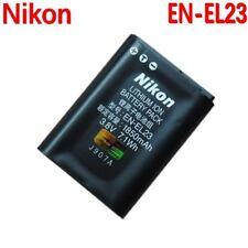 New Original OEM Nikon EN-EL23 Battery 3.8V for Coolpix P610s P900 P900s S810c