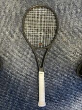 Barely Used Wilson Pro Staff 97 Tennis Racquet V13