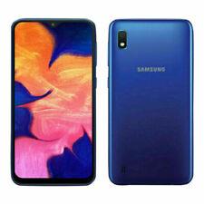 New Samsung Galaxy A10 Blue 32GB Dual Sim 2019 Unlocked 4GLTE Smartphone