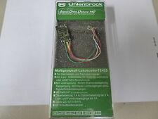 Uhlenbrock 76425 IntelliDrive Deluxe Multi-Decoder Kabel+8-pol.Stecker+ Sound SS
