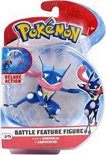 """Pokemon Greninja Figure 4.5"""" Battle Feature Action Figure"""