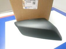 16-19 Chevrolet Malibu passenger side black textured mirror cap