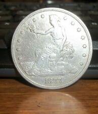 1877 P Silver Trade Dollar$1 Very Nice