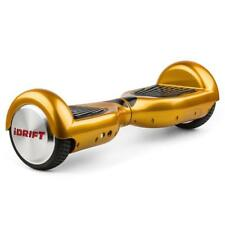 iDrift Gold 6.5 Inch Auto Counter-Balancing Mini Segway