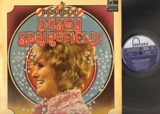 DUSTY SPRINGFIELD Attention LP 1972 Son of a Preacher Man LOST ao