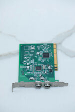 Firewire card PCI Card 2 x firewire port