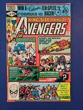 AVENGERS ANNUAL #10 ☣ 1981 1st ROGUE  HIGHER GRADE not CGC 🔥 X-Men Claremont