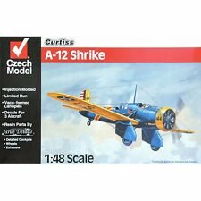 CZECH Model 4813 Curtiss A-12 averla piccola 1/48 SCALE PLASTIC MODEL KIT