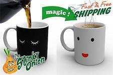 Heat Changing Coffee Mug Cup