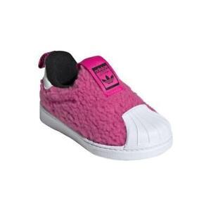 Adidas Q46179 toddler Superstar 360 I baby shoes kids Pink