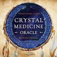 Crystal Medicine Oracle Tarot CARD DECK + Booklet ROCKPOOL